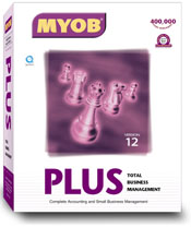 MYOB Plus Box Shot.